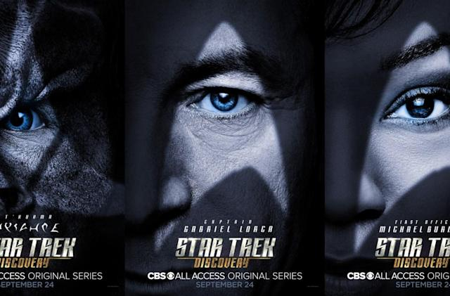 CBS All Access has more new TV shows to join 'Star Trek'