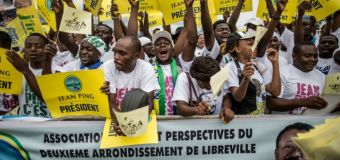 Bongo's fate in the balance as Gabon goes to the polls