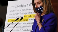 Pelosi, White House optimistic about COVID-19 relief talks