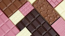 Scientists have invented a fourth type of chocolate (and it's pink)