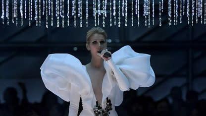 Celine Dions Emotional Message to Las Vegas