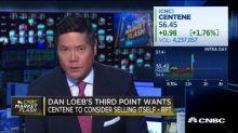 Dan Loeb's Third Point wants Centene to consider selling itself: WSJ
