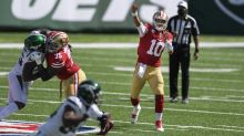 49ers QB Jimmy Garoppolo will start against Miami after missing two games with ankle injury