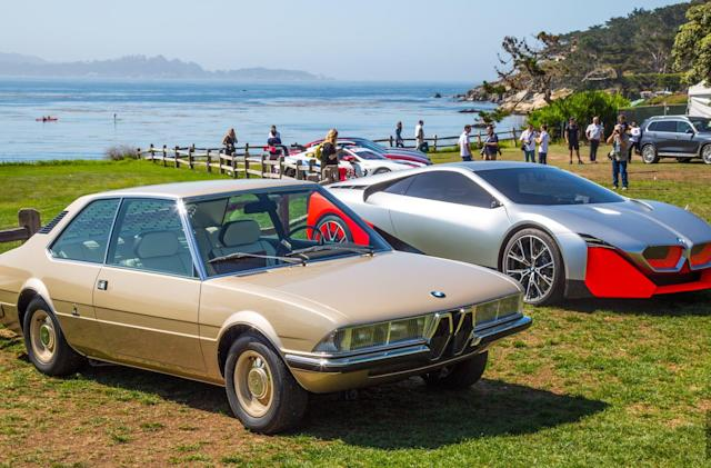 BMW revives 'lost' concept car