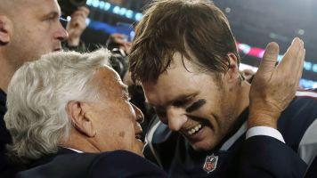 Robert Kraft says Tom Brady is easily the GOAT