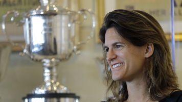 Mauresmo to captain Davis Cup men's team