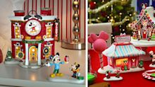 Mickey's Christmas Village Will Make All Disney Lovers Feel Like A Kid Again