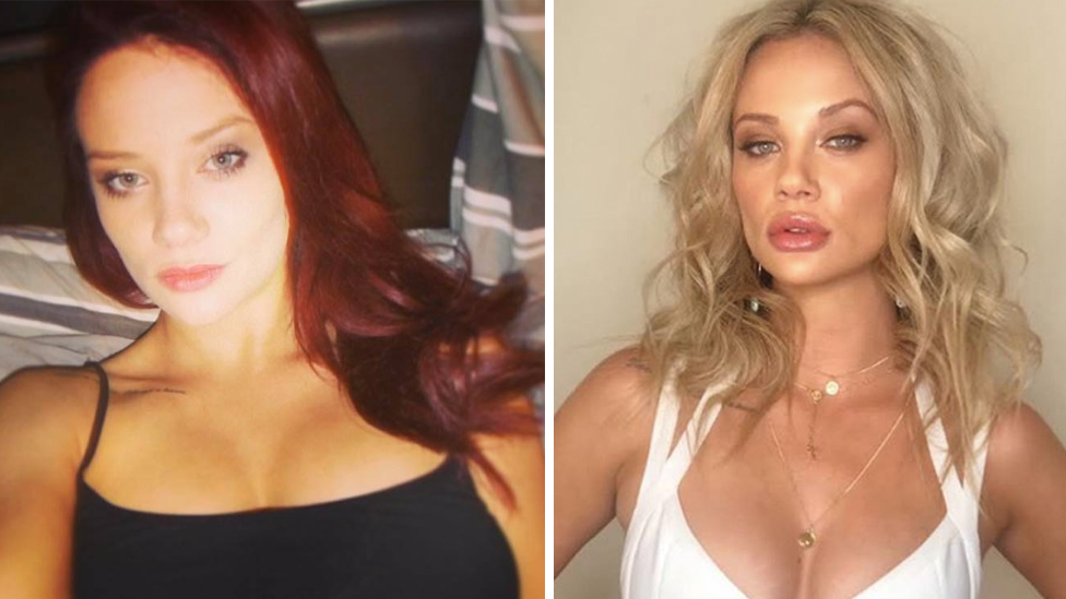 MAFS' Jessika Power unrecognisable before transformation
