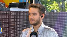 Zedd advises 'doing what you love' to keep the momentum going