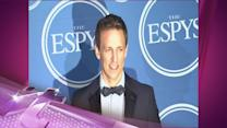 Entertainment News Pop: Seth Meyers and Chris Rock Meet up in NYC