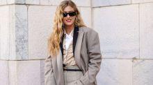 Manteaux d'automne:comment porter son manteauoversizecette saison?