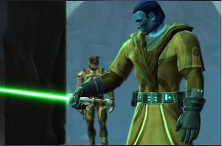 Kissing cousins: SWTOR's legacy system explained