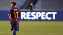 Barcelona wants face-to-face meeting to change Messi's mind