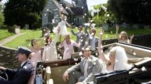 Here's the shocking amount Americans are spending on weddings
