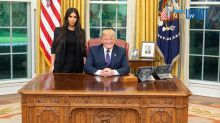 Kim Kardashian Opens Up About Speaking to President Donald Trump: 'I Am Very Hopeful'