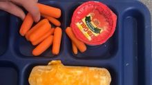 High school sparks controversy over 'ridiculous' lunch: 'It's honestly sad'