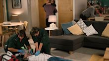 Corrie shares first look at shock death plot in 31 pics