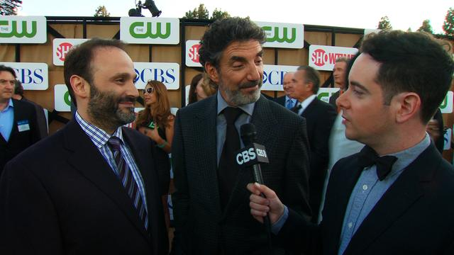 Red Carpet: Interview with The Big Bang Theory executive producers