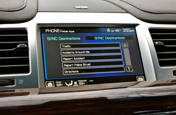 Ford's SYNC Destinations gets updated, now computer optional
