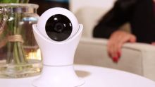 At an insane 65% off, this 360-degree home security camera offers peace of mind — for only $45