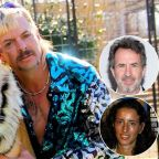 'Tiger King' Directors on Who They Hope Plays Joe Exotic in Movie | THR News