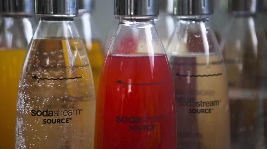PepsiCo-SodaStream deal tackles two challenges