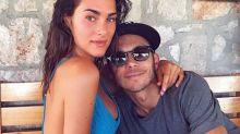 Valentino Rossi: la fidanzata Francesca paparazzata in topless