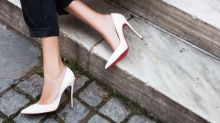 This is why Louboutin heels have a red sole