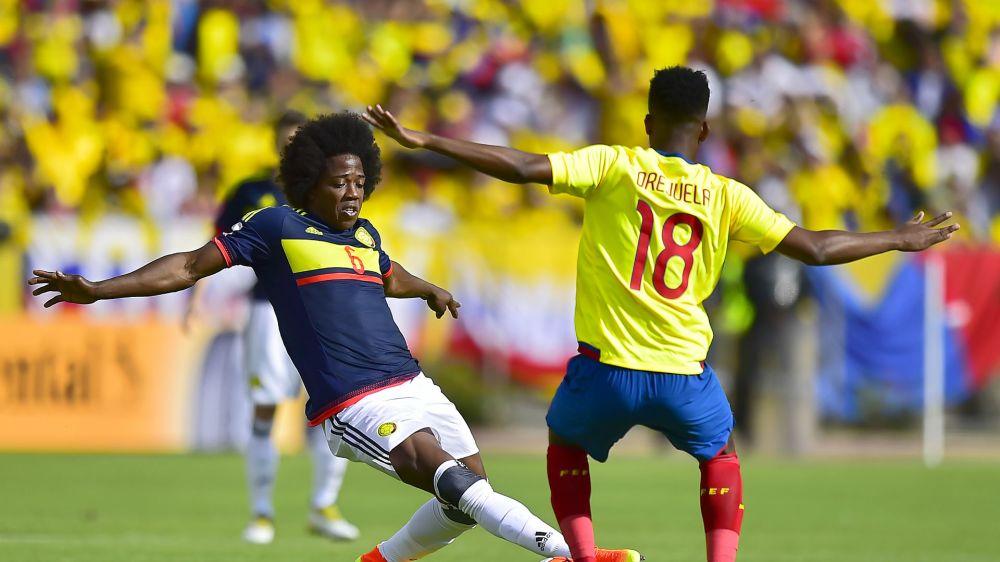 ¿Por qué ni jugar así siempre Colombia?