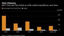 GNC Weighs Debt Refinancing Options as Maturities Loom
