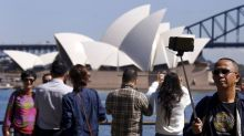 More tourists in Australia now come from China than New Zealand