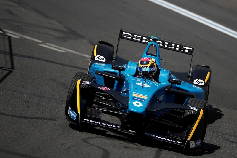 buemi remporte l 39 eprix de paris. Black Bedroom Furniture Sets. Home Design Ideas
