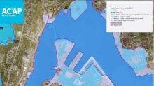 Rising sea levels and high-tide surge event could spell disaster for Saint John