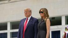 """Melania Trump trahie par une amie : """"Ça va mal se terminer"""", menace Donald Trump"""