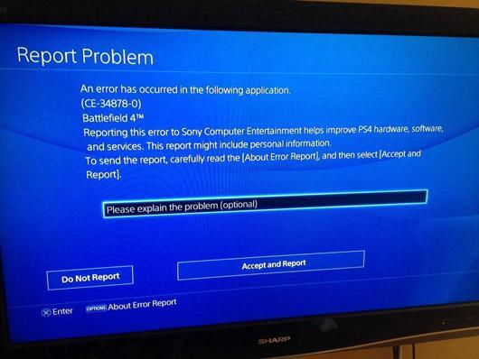 Users report PlayStation 4 error corrupting save files