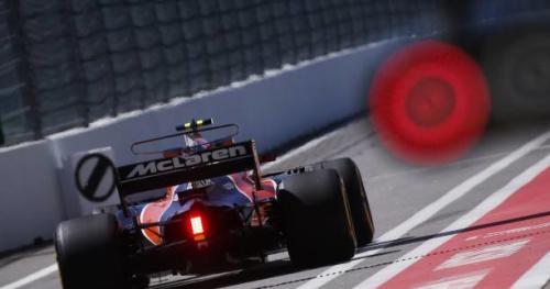 F1 - GP d'Espagne - Grand Prix d'Espagne : Stoffel Vandoorne partira de la dernière position