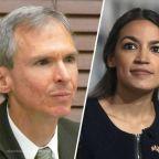 AOC endorses progressive democrat over sitting moderate Democrat