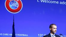 UEFA boss asks European politicians to help cut rich-poor divide