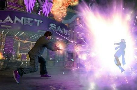 Saints Row 4 SDK released, chaos expected to ensue