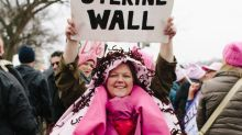 Lady Part Costumes Ruled the Women's March