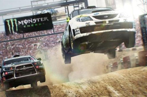 Okay, for serious this time, DiRT 2 is coming to PC on December 8