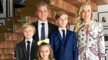 Angélica escolhe vestido de R$ 17 mil para festa do filho Joaquim