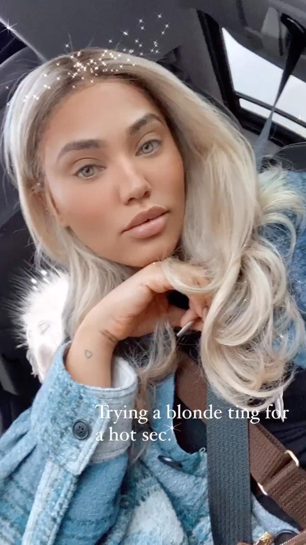 Steph Curry Defends Wife Ayesha S New Blonde Hair Against Instagram Trolls Do You Boo Boo