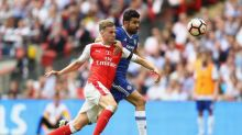 Rob Holding delighted to get the better of Diego Costa in FA Cup final duel
