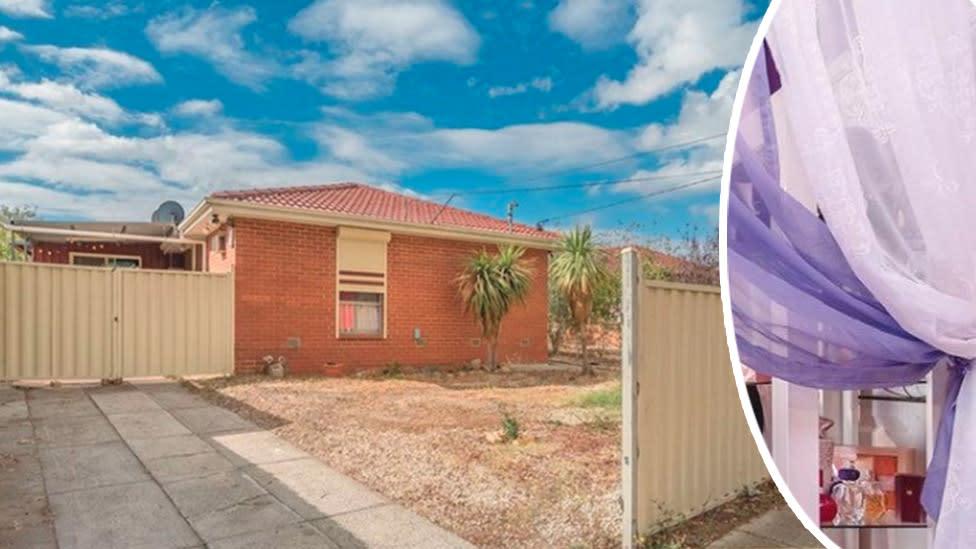 House for sale hides shock surprise