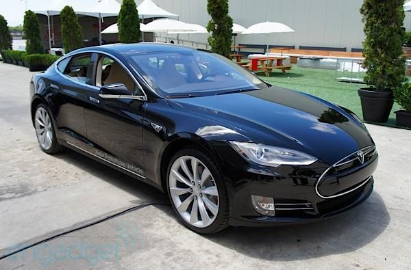 Tesla Model S first drive: the sports sedan goes electric (update: video)