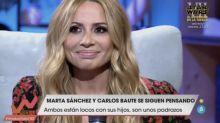 Marta Sánchez reivindica su versión del himno de España en 'Viva la viva'