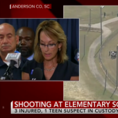Two Children, One Teacher Injured In South Carolina School Shooting