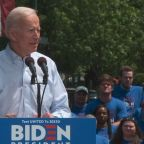 Joe Biden rejects Democrats' anger in call for national unity