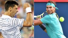 Novak Djokovic edges closer to stunning Rafael Nadal record